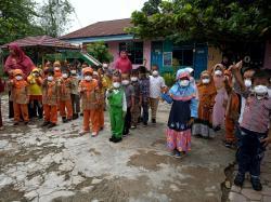 PT CPI Sediakan Rumah Singgah Kedap Asap, Mampu Tampung 250 Warga