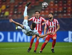 Tendangan Salto Giroud Bawa Chelsea Kalahkan Atletico