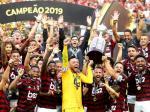 Juara dengan Cara Sangat Dramatis, Flamengo Bisa Bertemu Liverpool