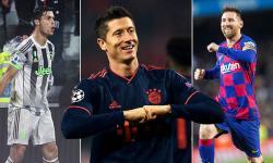 Mampukah Lewandowski Kalahkan Dominasi Messi dan Ronaldo?
