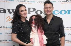 Di Film 'Rumah Kentang', Luna Maya dan Christian Sugiono Beradu Akting