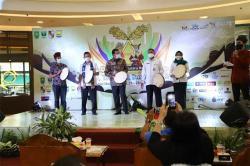 Wali Kota Pekanbaru Buka Iven Culture, Tourism dan Bisnis 2021