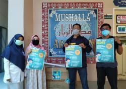 KPCD 04 Serahkan Donasi APD ke RS Permata Hati Duri