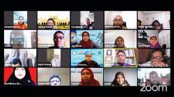 LPPM STIKes Payung Negeri Pekanbaru Gelar Webinar Nasional