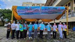 Mapanbumi dan Paramita Foundation Riau Salurkan 1.117 Paket Sembako