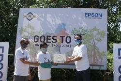 Epson Indonesia Hijaukan Lokasi Wisata Hutan Mangrove