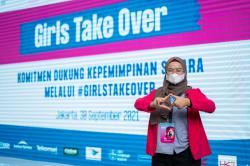 Girls Take Over, saat Dirut Telkomsel Dijabat Perempuan Muda