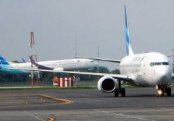 Istana Sewa Pesawat Garuda Indonesia untuk Perjalanan Presiden ke AS