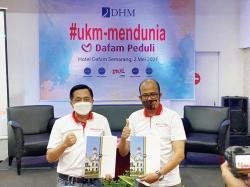 Dafam Hotel Management Kolaborasi dengan UKM Mendunia