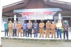 Tim Satgas Kabupaten Lakukan Penguatan PPKM Desa dan Kelurahan