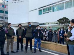 KBRI Seoul Ditutup Sementara