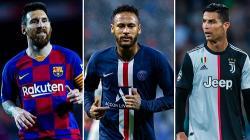 Dari Messi, Ronaldo, hingga Neymar Pun Kena Pemotongan Gaji