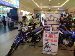 Yamaha Berikan Promo Menarik di Pameran Mal Pekanbaru