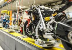 Ducati Siap Kembali Produksi Motor