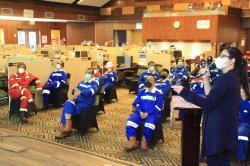 CPI Terima Kunlap Komisaris dan Direksi PHE