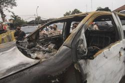 41 Orang Diperiksa Terkait Penyerangan Polsek Ciracas
