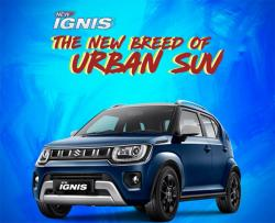 Suzuki Luncurkan New Ignis