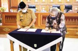 DJP Riau Teken Kerja Sama dengan Pemerintah Kabupaten Siak