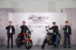 AHM Luncurkan Motor Naked Sport All New CB150R Streetfire