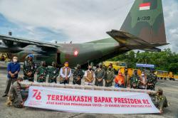 Pemprov Riau Terima Bantuan Oksigen dan Obat-obatan dari Presiden