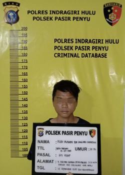 Pelaku Begal Babak Belur Dihajar Massa Saat Beraksi di Inhu