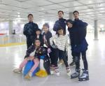 Mal SKA Hadirkan Ice Skating, Olahraga Musim Dingin