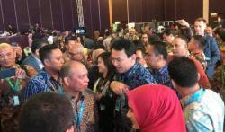 Ditanya Soal Ahok, Menteri ESDM dan Dirut Pertamina Enggan Komentar