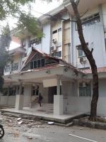 Kota Ambon Diguncang Gempa 6,8 SR