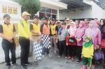 HGN 2018, Disdik Riau Taja Jalan Santai