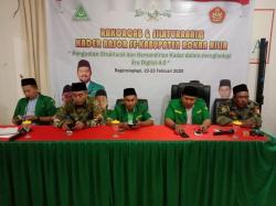GP Ansor RohilTunda Dua Agenda Besar