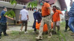 Polisi: Korban Terbakar di Parit Indah PNS Pengadilan Tinggi Agama