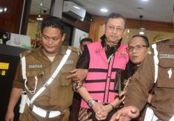 Kejagung Periksa Eks Dirut Jiwasraya di Gedung KPK