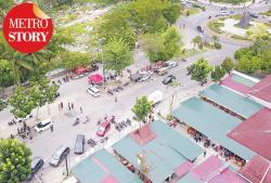 Pusat Kuliner BTK Dilegalkan, Pemko Ambil Alih Biar Tak Ada Pungli