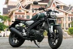 YIMM Hadirkan Warna Baru Matte Green untuk Yamaha XSR155