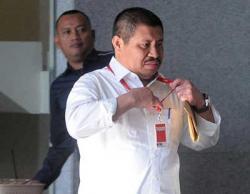 KPK Eksekusi Putusan MA terhadap Mantan Bupati Bengkalis