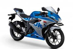 Suzuki GSX-R150 dapat sentuhan Ecstar MotoGP