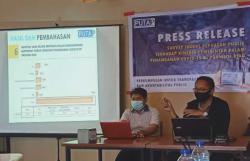 Survei PUTAP, Kepuasan Publik Terhadap Penanganan Covid-19 Riau Sangat Tinggi