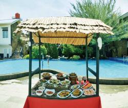 Hotel Angkasa Garden Hadirkan Promo Saung Ramadan