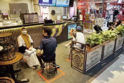 MP Gelar Bazar Kuliner Foodism Attack