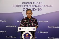 Di Indonesia, 13.645 Orang Positif Corona, 2.607 Sembuh
