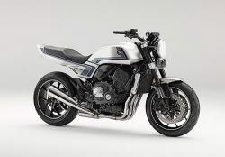 Honda Ungkap Konsep Motor Anyar CB-F