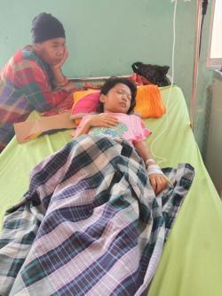 Ginjal Bocor, Maidenia Rasmi Perlu Bantuan