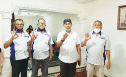 Didukung Relawan Gotong Royong PAS, Sujarwo Yakin Menang