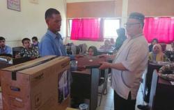 Dedi Suryadi Pimpin MA Gerbang Sari Baserah
