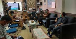 Program Smart City Dipuji DPRD Kota Padang