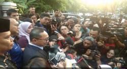 Ini Kata Ketum PAN Saat Tinggalkan Rumah Prabowo
