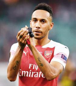 Keuangan Memburuk, Arsenal Terpaksa Jual Aubameyang