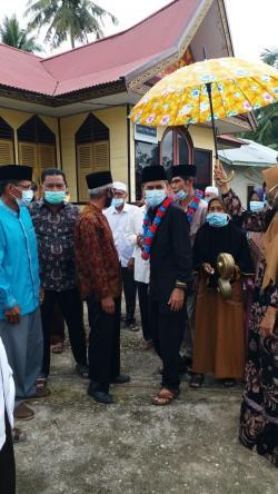 Mardianto Manan Jadi Anggota DPRD Riau, Pangulu Adat Pangean Gelar Syukuran