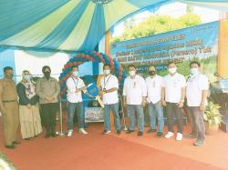 Nasabah Unit Air Molek Dapat MobilToyota Yaris dari Undian Simpedes BRI