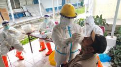Bayi dan Istri Cawabup Meranti AR Dinyatakan Sembuh Covid-19